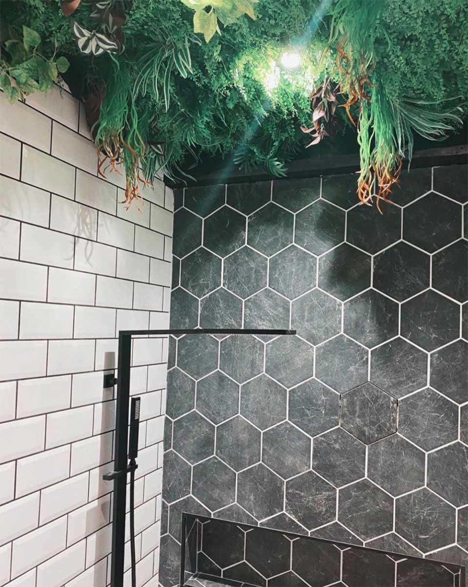 Green Wall Design Trend