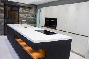 Black Kitchen Design Trend