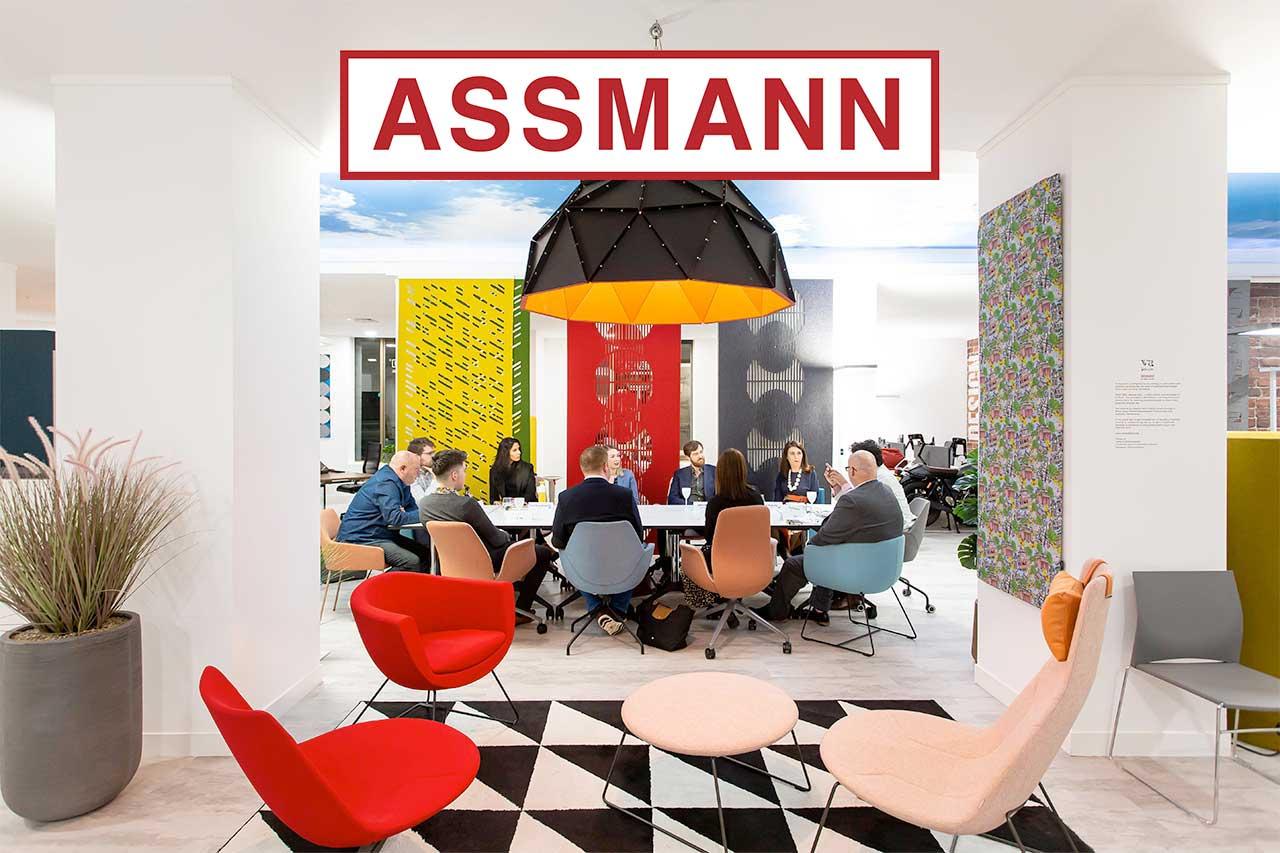 Assmann Furniture Showroom Manchester