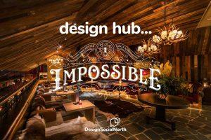 Design Festival North at Impossible Theatre in Manchester