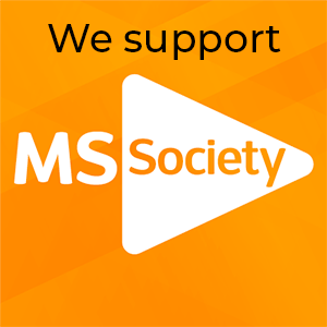 We support the MS Society